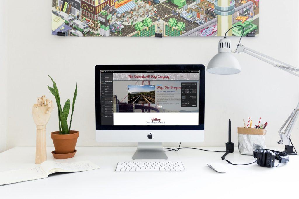 select web designing